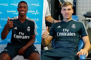 Bale y Vinicius, los protagonistas en el arranque de la era Lopetegui