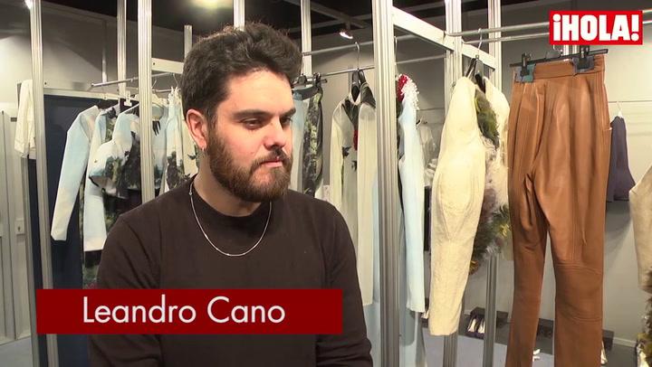 Leandro Cano: camino de Andalucía