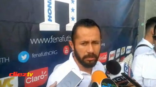 Alfredo Mejía se pronuncia sobre el Olimpia: