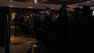 Rite of A-rak-ke-ce-tv cultural graduation ceremony