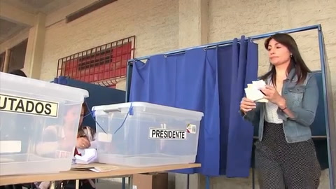 Chile elige presidente, con pronóstico incierto