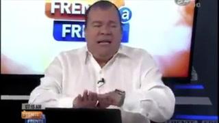Renato Álvarez no descarta que Nasralla sea el proximo presidente de Honduras