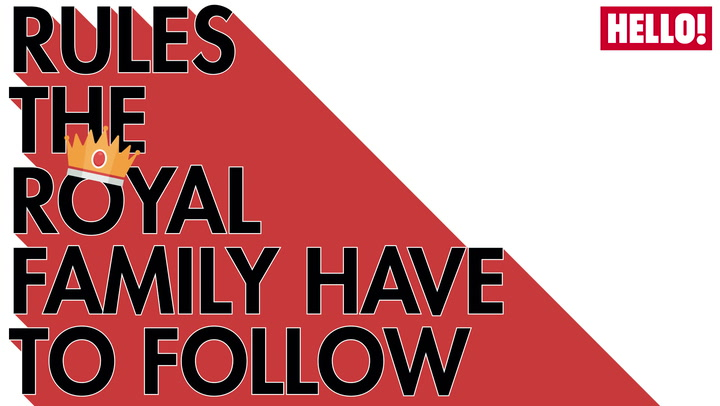 Rules The Royals Have To Follow