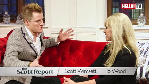 The Scott Report: With Jo Wood
