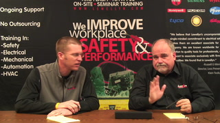 Workplace Safety Show – Ep. 16 – Arc Flash Can Occur Anywhere There's Electrical Equipment