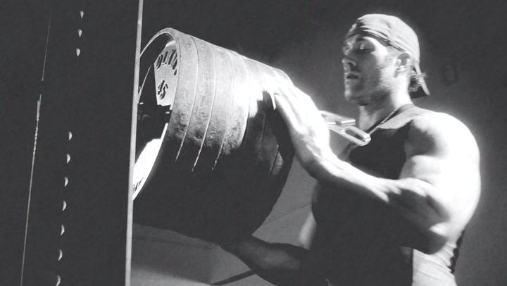 Mike O'Hearn's Power Bodybuilding Training Program