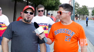 Astros Fans Predict ALCS Victory Over the Yankees