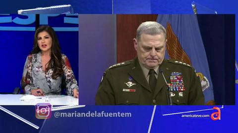 EEUU: Mark Milley llamo en secreto a un general chino y prometio alertar al país de un ataque