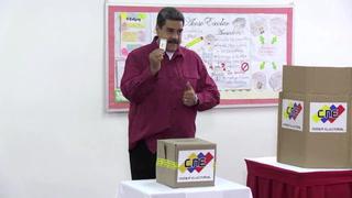 Venezolanos eligen presidente en medio de aguda crisis