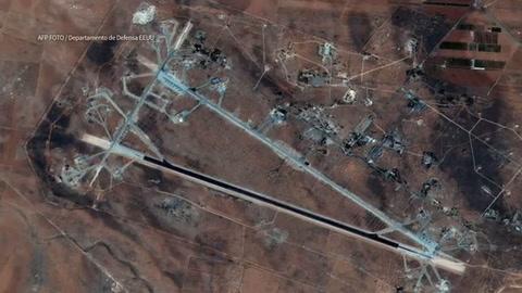 Al menos seis muertos por ataque de EEUU en Siria