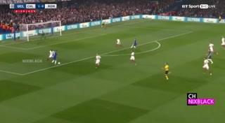 Chelsea 3 - 3 Roma (Uefa Champions League)