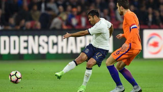Italia venció 2-1 a Holanda por amistoso internacional