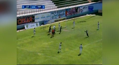 Juticalpa 2-1 HNP (Liga Nacional 2018)
