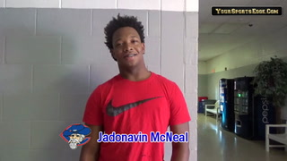 Colonels' McNeal Ready to Get Season Started