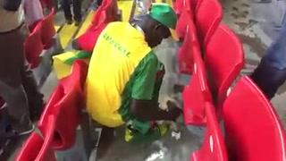 Admirable gesto senegalés mientras terminaba encuentro mundialista