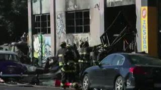 Aumenta cifra de muertos en incendio de Oakland