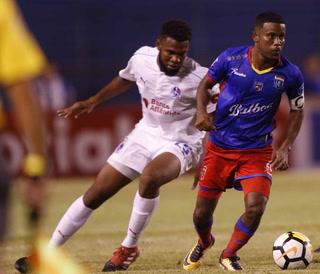 El Club Olimpia Deportivo está en la final de la Liga Concacaf tras empatar 1-1 frente al Plaza Amador