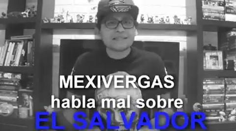 Youtuber mexicano enciende la ira de varios salvadoreños tras insultos en su contra
