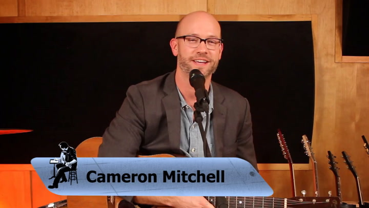Cameron Mitchell performs Promise Not To Leave on The Jimmy Lloyd Songwriter Showcase