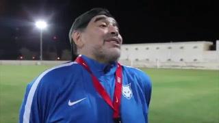 Esto dijo Diego Armando Maradona a Cristiano Ronaldo