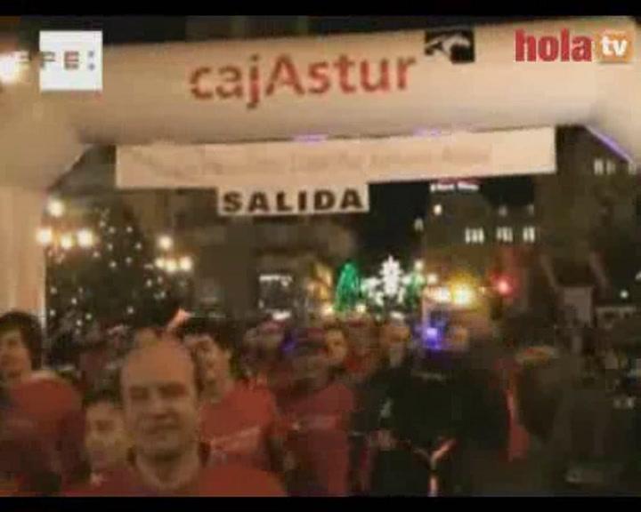 La carrera más solidaria de Fernando Alonso