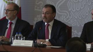 México condena