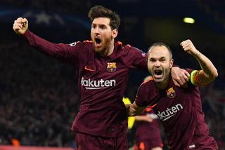 Lionel Messi saca vivo al Barcelona del Stamford Bridge tras empatar 1-1 ante el Chelsea