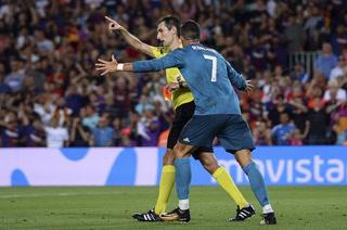 Cristiano Ronaldo, suspendido por cinco partidos
