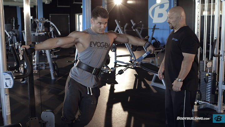 FST-7 Shoulders & Triceps Workout | Hany Rambod's Ultimate Guide to FST-7
