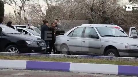 Mueren 66 personas en un accidente de avión en Irán