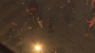 Casi 300 detenidos en Francia por incidentes durante festejos