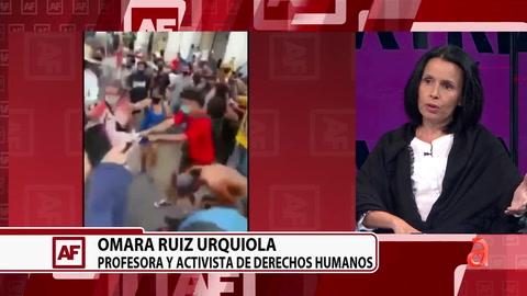 Conversamos con la activista de derechos Humanos Omara Ruíz Urquiola sobre el parón nacional en Cuba