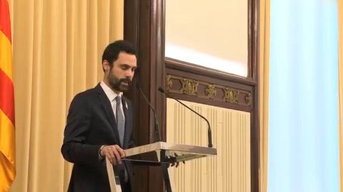 Carles Puigdemont propuesto como candidato a presidir Cataluña