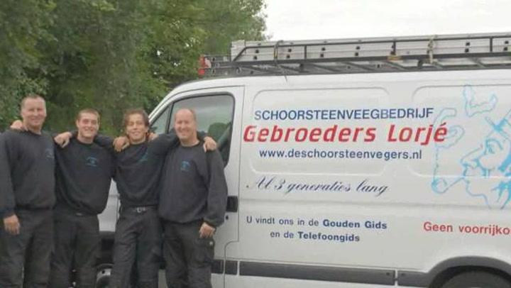 Lorjé & zonen Schoorsteenveegbedrijf VOF Gebroeders - Bedrijfsvideo