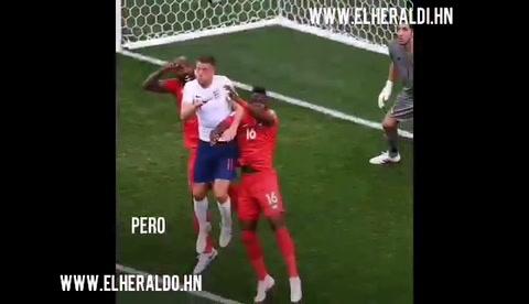 #EHmojicrónica Inglaterra 6-1 Panamá en el Mundial de Rusia 2018