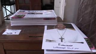 Minoría católica de Egipto recibirá al Papa