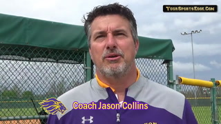 Collins Talks Lady Lyons' Confidence