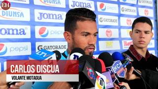 Carlos Discua: