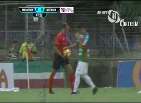 Marathón 1 - 2 Motagua (Liga Nacional de Honduras)