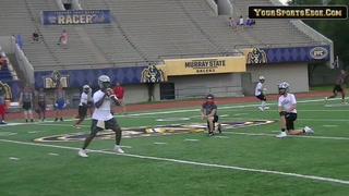 Trigg County 7 on 7 Highlights at Murray