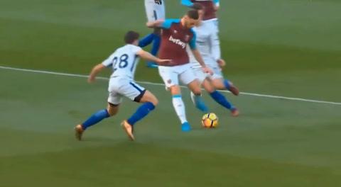 West Ham 1 - 0 Chelsea (Premier League)