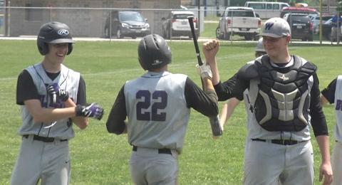 Riverton vs Williamsville Baseball