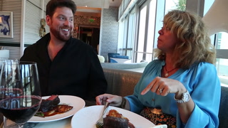 Scott Conant Takes New Times' Chopped Challenge