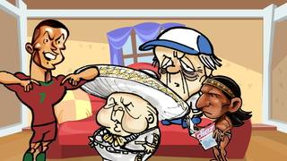 Diez cómics: Las cuentas de Ferrari y Chelato en el mundial