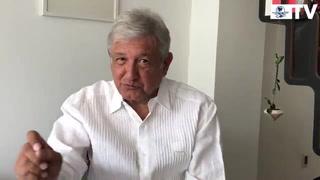 Le pusieron una trampa a Eva Cadena, dice López Obrador