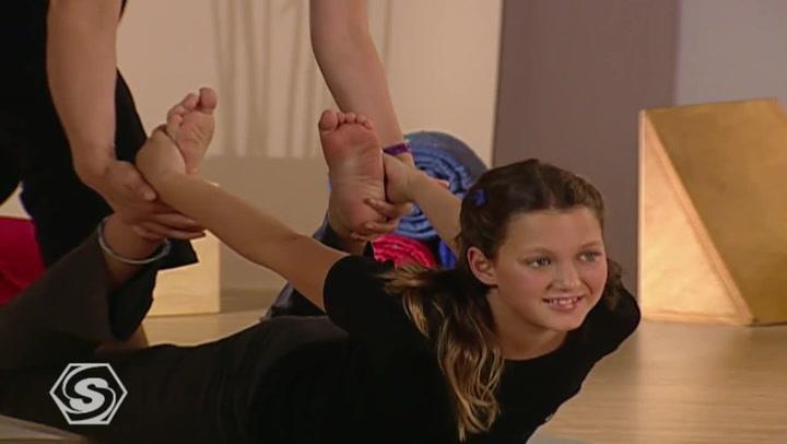 Yoga for Kids 7-12
