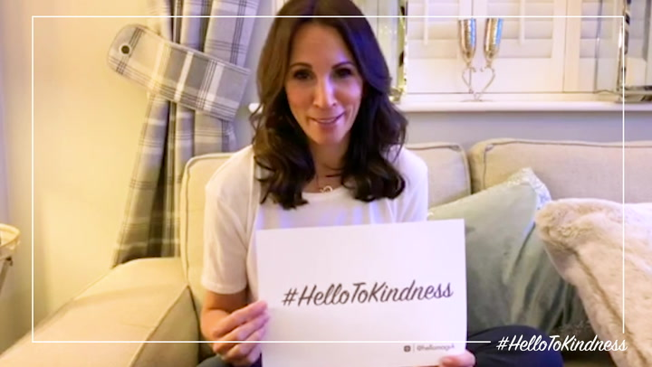 HELLO! to Kindness: Andrea McLean
