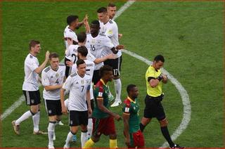 ¡Gol de Alemania! La espectacular anotación de 'palomita' de Werner contra Camerún