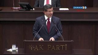 Başbakan Davutoğlu: Silahlı kuvvetlerimize gerekli talimatlar bizzat tarafımca verilmiştir