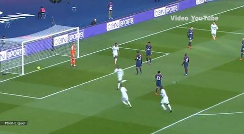 PSG 5-2 RC Strasbourg (Liga Francesa 2018)